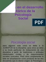 Aportes en El Desarrollo Histórico de La Psicología