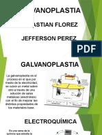 Galvanoplastia, PLATEADO P