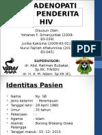 Limfadenopati HIV-poster Mini