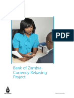 Zambia Kwacha Currency Rebasing Brochure Barclays