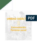 u2 1ergrado Unidad Didactica Integrado