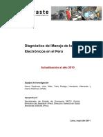 Diagnostico Del Manejo de Residuos Electronicos Actualizado 2010