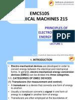 EMC510S EMEC Lect Notes Sem-1 2016 Lecture-1 Std Ver