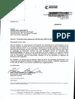 Ministerio de Salud - Concepto Incapacidad Medicas Liquidacion Dto 2943 de 2013(1)