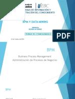 Bpm and Data Mining