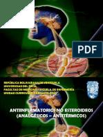 Antiinflamatorios y Antigotosos