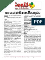 Formacion de Grandes Monarquias