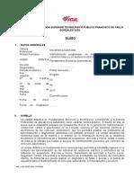 3. SILABO - Fundamentos Electricos Y Electrónicos
