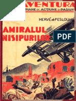 002 Hervé de Peslouan - Amiralul Nisipurilor [1937]