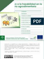 Introduccion a La Trazabilidad en La Industria Agroalimentaria