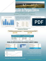 Factibildad Construcción de Parques Eolicos
