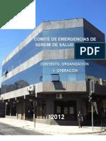 Manual Comités de Emergencias SEREMI Actualizado 23-11-2013