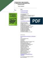 Introduccion a Una Filosofia de La Liberacion Latinoamericana - Copia