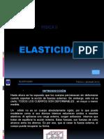 Elasticidad - Fisica II