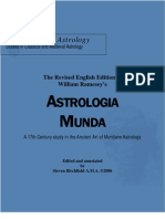 William Ramesey - Astrologia Munda [Revised English Edition by Birch Field]