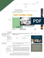 Carl Gustav Jung Pós - Graduação Em Arteterapia Universidade São Marcos. Felippe Augusto Penitente Tribuzzi