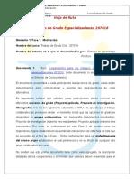 Lineas de Investigación Contexto en America Latina Ronald Espitia