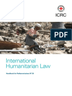 IPU - International Humanitarian Law - Handbook for Parliamentarians N° 25 - 2016