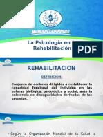 La Psicología Dentro de La Rehabilitación