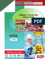 Ideas y Plan de Negocios
