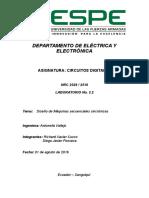 P_9 Diseño M. Secuenciales