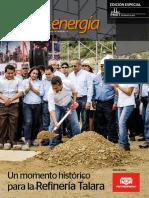 Refinería de petroleo Talara-Peru