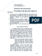 2. Affidavit of Self-Adjudication.docx