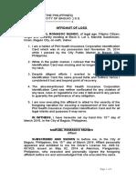 14. Affidavit of Loss (PHILHEALTH ID).docx
