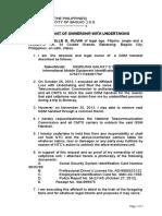 19. Affidavit of Ownership (with Undertaking).docx