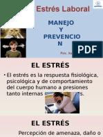 Presentacion Manejo y Prevencion Stress Lab