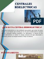 Centrales Hidroelectricas exposicion