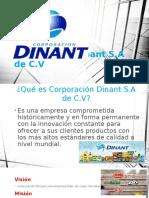 Corporación Dinant S