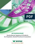 Wipak Steriking Product Catalogue