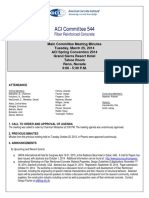2014 3 25 - ACI 544 Main Committee Meeting Minutes - Reno02