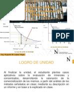 Ley de Corte - Balance Metalúrgico y Evaluación de Proyectos