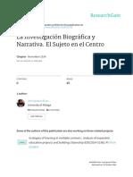 Narrativas El Sujeto El Centro
