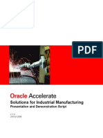 Oracle Accelerate