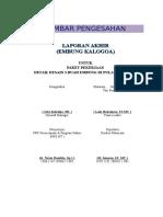 0_Daftar Isi Laporan Manual OP (Embung Kalogoa)