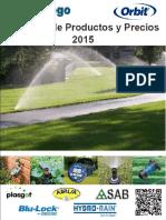 Catálogo SercoRiego 2015 HD