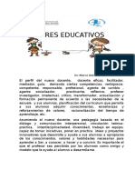 Actores Educativos