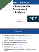 JHSE Analysis Module