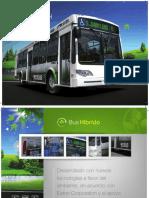 Bus TATSA D12H Híbrido