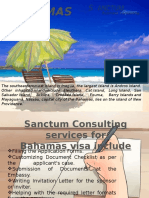 Apply for Bahamas Visit or Tourist Visa