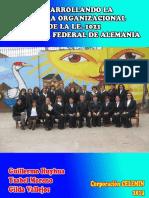 """DESARROLLANDO CULTURA ORGANIZACIONAL EN LA I.E. N° 1021 """"REPÚBLICA FEDERAL DE ALEMANIA"""""""
