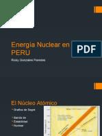 Energía Nuclear en El PERU