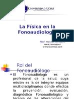 Int. a La Fisica en Fono