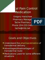 topicalpaincontrolmedication.ppt