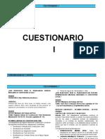 Cuestionario II Rocio