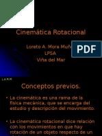 Cinemática Rotacional