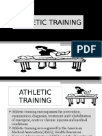 Athletic Training ( Micah Joy Parilla).pptx